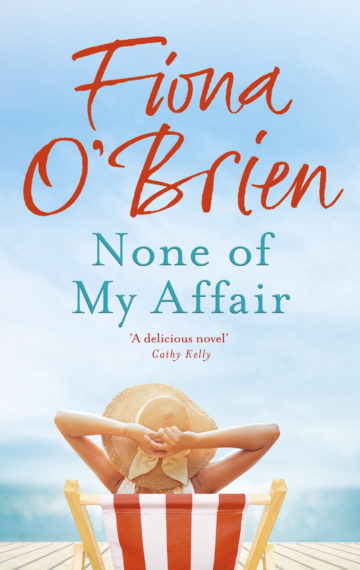 None Of My Affair